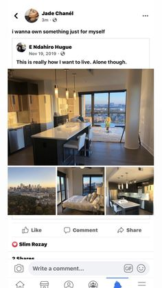 Dream Home Design, House Design, Future House, My House, Life Goals Future, Funny Relatable Quotes, After Life, First Apartment, House Goals