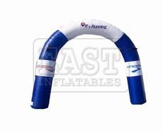 Inflatable ArchModel No: E9-030 Brand Name: East  Place of Origin: China Size(Feet):16ft(W)  Weight: Kg Size(Meter): 5m(W)