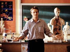 Pin for Later: 22 Hot Onscreen Teachers That Will Make You Want to Go Back to School Sam Coulson, Never Been Kissed