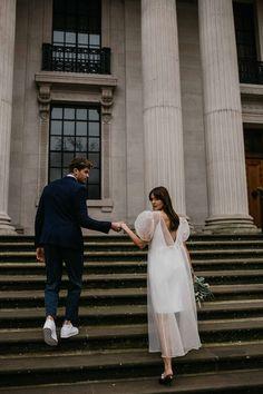 Engagement Party Dresses, Engagement Shoots, Bridal Dresses, Cute Wedding Ideas, Wedding Styles, Under Dress, Bridal Session, Portrait Inspiration, Couple Portraits
