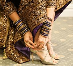 I actually love everything in this pic, but the colors are amazing. [Love the detailing. Lehenga]