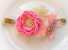 A royal princess headband