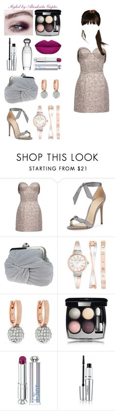 """You've got it, flaunt it!"" by alankrita-gupta on Polyvore featuring Alexandre Birman, Nina, Anne Klein, Vince Camuto, Chanel, Christian Dior, Clinique and Estée Lauder"