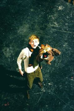 Jack Gleeson. If i buy the puppet does he come with it too?
