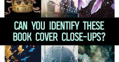 Can You Recognize these YA Books from Extreme Close Ups?