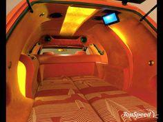 custom panel van interiors - Google Search