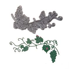 9cm Vines  grape Carbon steel Die  from Top Top Ali Store on Aliexpress.com