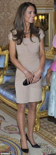 This dress! Oh, Kate.