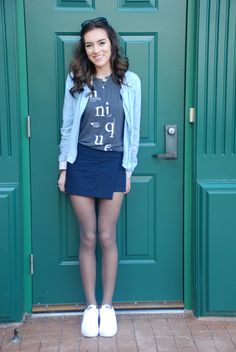 STYLE ADVICE OF THE WEEK: All Day I Dream About Style | CollegeFashionista