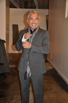 Cesar Millan, I don't know what it is about him but he is very Sexy!