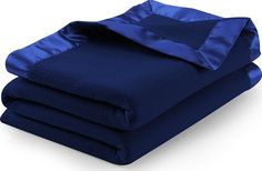 Sateen Polar Fleece Blanket Warm Bed Blankets Lightweight Couch Blanket Twin... #UtopiaBedding #Modern