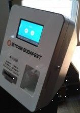 #Hungary gets its first #Bitcoin #ATM at #Budapest
