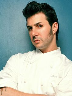 chef johnny iuzinni - executive pastry chef at jean georges