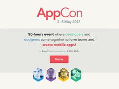 AppCon 2013 website