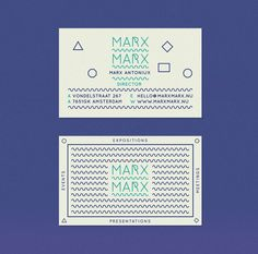 Editorial / MARX MARX — Designspiration