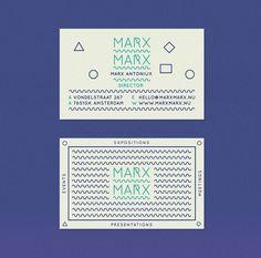 Editorial / MARX MARX — Designspiration