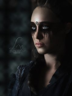 your fire | lexa by Riotovskaya.deviantart.com on @DeviantArt