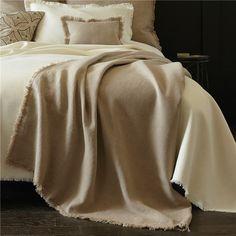 Peacock Alley Braga Blanket