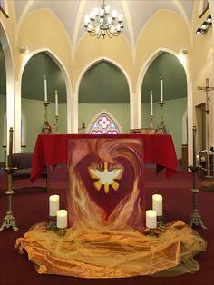 Pentecost 2017 St Columba