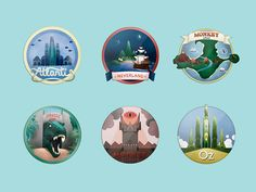Impossible Magnets on Behance