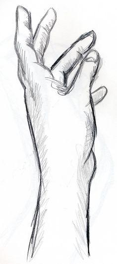 Hände sind nicht einfach zu zeichnen.. aber vielleicht hilft euch diese Hand ja etwas. Viel Spaß und viel Erfolg. Hand Zeichnung