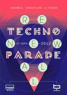 TECHNO PARADE 2012 - AAAAA