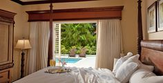 Tropical Paradise Estate Poolside One Bedroom Butler Suite at Sandals Grande Riviera in Ocho Rios, Jamaica