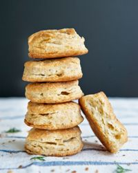 Dill-Seed Biscuits Recipe on Food & Wine