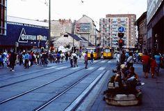 Hungary, Budapest, Street View, Facebook, Places, Vintage, Vintage Comics, Primitive, Lugares