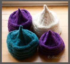 Morsbutik - et krea univers: Hue. free pattern in Danish Baby Knitting Patterns, Crochet Pattern, Free Pattern, Knit Crochet, Bonnet Hat, Scarf Top, Knit Fashion, Hobbies And Crafts, Pretty Outfits