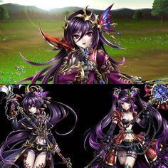 """""""At first..... I don't want to post it but..... I'm totally shocked of reading what @brave_frontier_forgiven said..... Excluding Elza & this little girl,…"""""""