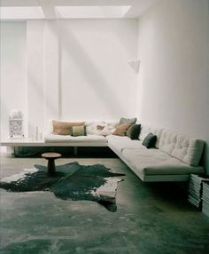This is what I'm dreaming offff. Hanging sofa... all hanging :))