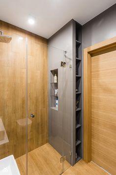 Mieszkanie dla rodziny - Łazienka, styl nowoczesny - zdjęcie od ZAWICKA-ID Projektowanie wnętrz
