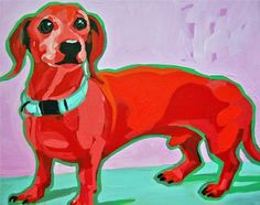 Arte Dachshund, Funny Dachshund, Wiener Dogs, Daschund, Funny Images, Scooby Doo, Fictional Characters, Humorous Pictures, Funny Pics