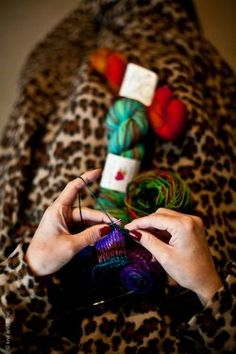 Lindsay Haas, DPT featured on Knit and Tonic blog!