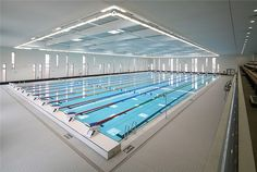 If you liked the small 25m pool I posted check this one out its amazing 50m