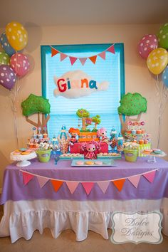 Lalaloopsy Birthday Party with Budget Friendly Tips Lalaloopsy
