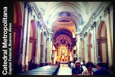 Buenos Aires, Argentina , Catedral , March 2012