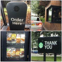 #Starbucks #DriveThru #Corley North