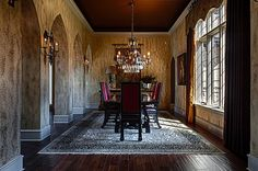 Luxe Design -  Formal Dining Room