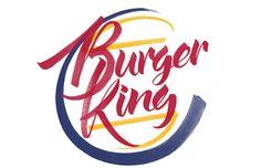 Tipografia Sara Marshall handlettering Burger King