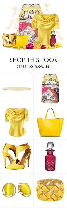 """""""Brunch time"""" by whiteflower7 ❤ liked on Polyvore featuring Mary Katrantzou, ADAM, Merona, Michael Antonio, Cultural Intrigue and Kate Spade"""
