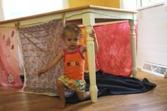 The Most Amazing Forts & Play Tents: Toddler Built & Approved