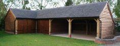 Klassieke houten schuur 11 - Houtbouw Holland | Exclusieve houtbouw schuren