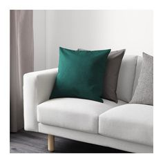 Ikea Stockholm 2017 Cushion Cotton Velvet Gives Depth