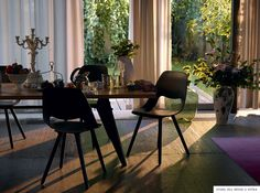 #Gaertner Internationale #Moebel #Vitra #Jill #Chair #Wood #Tisch #Prouve