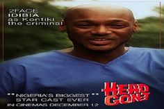"2Face Idibia To Star In Nollywood Comedy ""Head Gone""   Nollywood debut as he stars in the forthcoming Nollywood Comedy titled Head Gone. Scheduled to premiere on the 22nd November and be released in Nigerian cinemas on the 12th December,the singer will be playing the role of criminal named Kontiki in the comedy which features some of Nigeria's finest entertainers. - See more at: http://firstafricanews.ng/index.php?dbs=openlist&s=5553#sthash.oJ5SJkYl.dpuf"