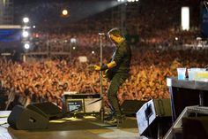 Bruce Springsteen and E Street Band Perform in Lisbon