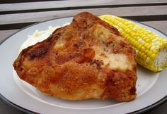 Amish Oven-Fried Chicken Recipe - Food.com