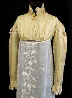 1810s Spencer Jacket